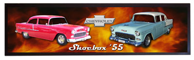 Chevy Bar Runner