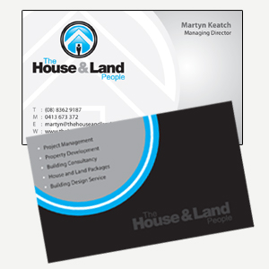 Business cards visualeyez colour printing web solutions business cards double sided reheart Choice Image