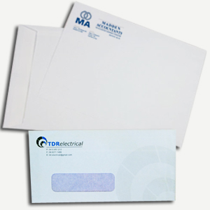 C4, B4 & DL Envelopes